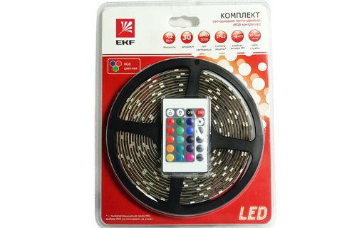 Led-strip RGB EKF